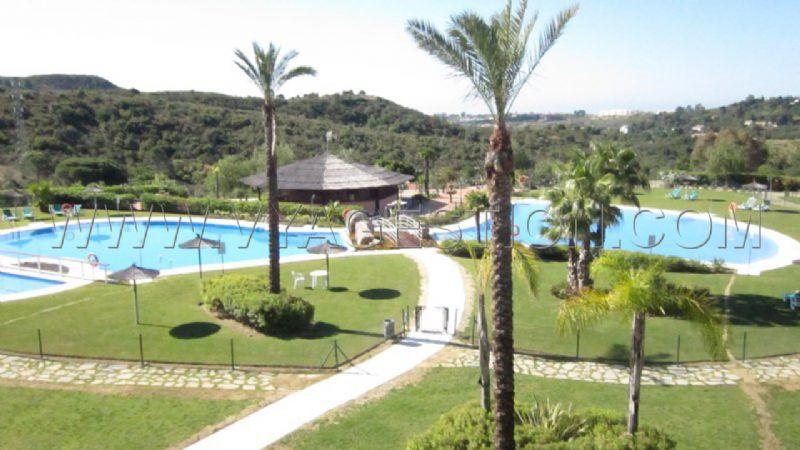 Gimnasio Baños Del Parque:Piso en Venta Benahavís-Málaga