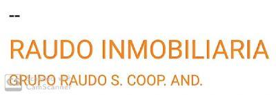 Logo Raudo Inmobiliaria