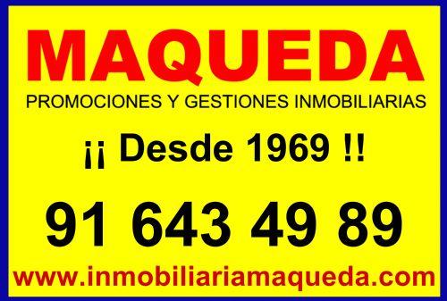 Logo Inmobiliaria MAQUEDA