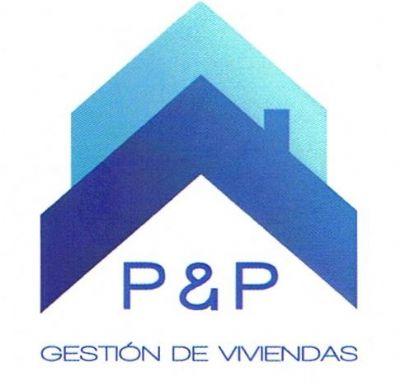 Logo P & P GESTION DE VIVIENDAS