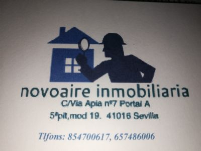 Logo NOVO AIRE INMOBILIARIA