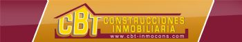 Logo CBT Construcciones Inmobiliaria