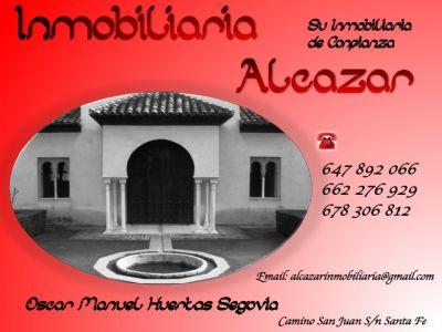 Logo Alcazar Inmobiliaria