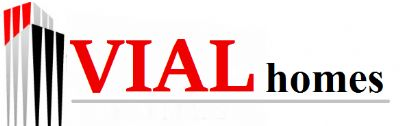 Logo V I A L homes