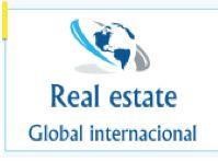 Logo real estate global internacional