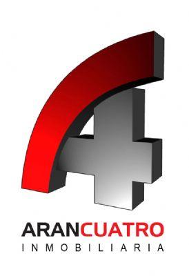Logo AranCuatro Inmobiliaria