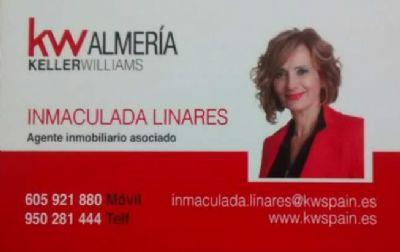 Logo Inmaculada Linares KW