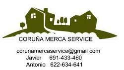Logo CORUNA MERCA SERVICE