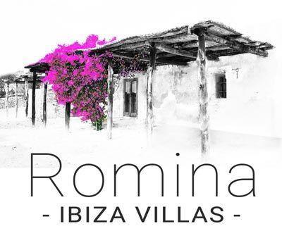 Logo ROMINA IBIZA VILLAS