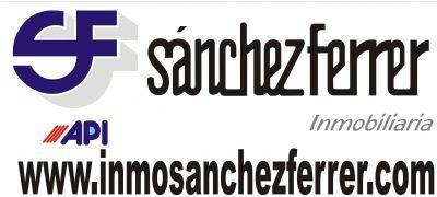 Logo INMOBILIARIA SANCHEZ FERRER