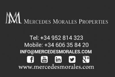 Logo Mercedes Morales  Properties  S.L